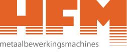 Logo HFM metaalbewerkingsmachines