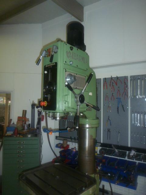 Boormachines | Friebel metaalbewerkingsmachines
